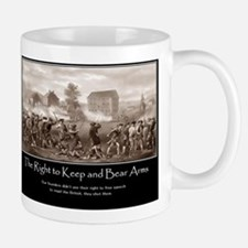 The Right to Keep and Bear Arms Mug