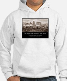 The Right to Keep and Bear Arms Hoodie