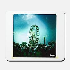 Roo Ferris Wheel Mousepad