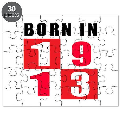 Born In 1913 Puzzle