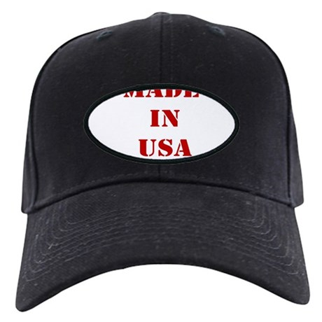 made in usa baseball hat by funnyteesandgifts