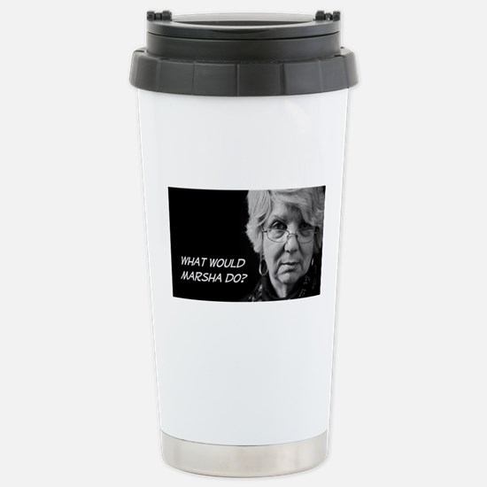 WWMD? Travel Mug