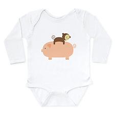 Baby Monkey Body Suit