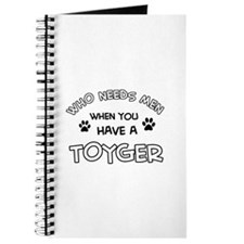 Funny Toyger designs Journal