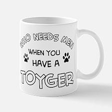 Funny Toyger designs Mug