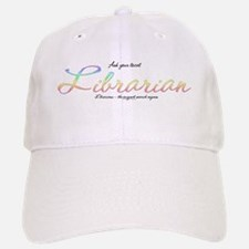 Ask your Librarian Baseball Baseball Cap