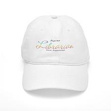 Ask your Librarian Baseball Cap