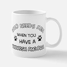 Funny Turkish Angora designs Mug