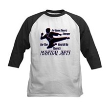 Martial Arts Therapy Tee