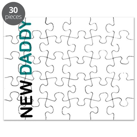 New Daddy Sideways Puzzle By Mamadiggs