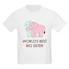 WORLD BEST BIG SISTER T-Shirt