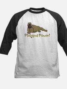 Platypus Power Baseball Jersey