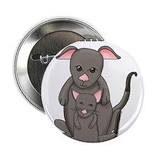 """Possums Rock 2.25"""" Button"""