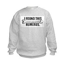 The funny bone. Sweatshirt