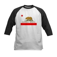 California Republic State Flag Baseball Jersey