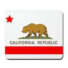 California Republic State Flag Mousepad
