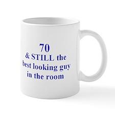 70 still best looking 2 Mug