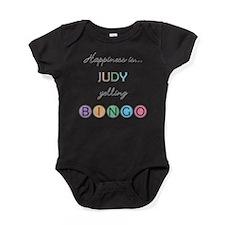 Judy Yelling BINGO Baby Bodysuit