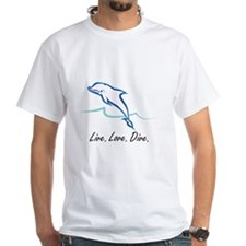 Live. Love. Dive. Shirt