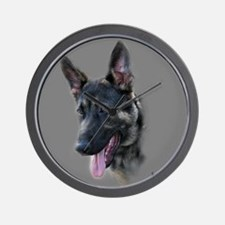 Shepherd Trooper Wall Clock