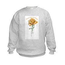 Cute Yellow rose of texas Sweatshirt