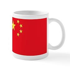 Peoples Republic of China Flag Mug