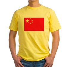 Peoples Republic of China Flag T