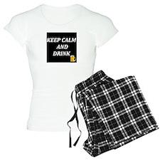 Keep calm and drink Pajamas