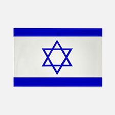 Flag of Israel Rectangle Magnet