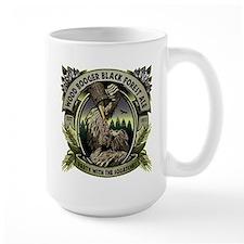 Wood Booger Black Forest Ale Mug