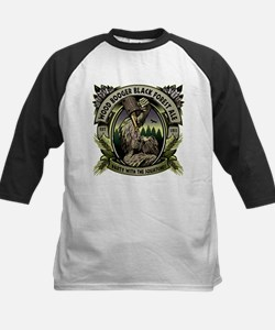 Wood Booger Black Forest Ale Baseball Jersey