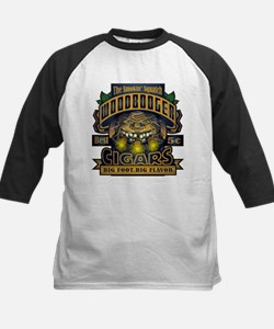 Wood Booger Cigars Baseball Jersey