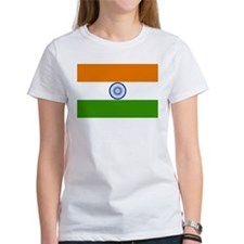 India National Flag T-Shirt