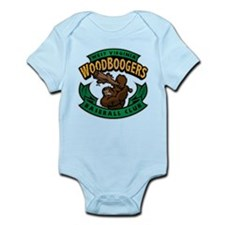 Wood Boogers Baseball Body Suit
