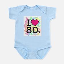 I Heart 80's Body Suit
