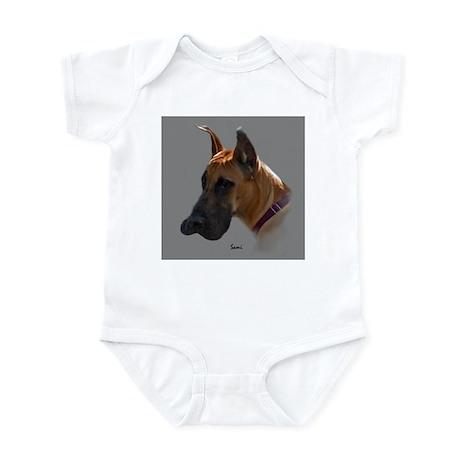 Magnus the Great Dane Infant Bodysuit
