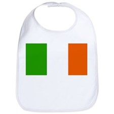 National Flag of Ireland Bib