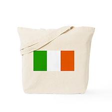 National Flag of Ireland Tote Bag