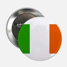 """National Flag of Ireland 2.25"""" Button"""