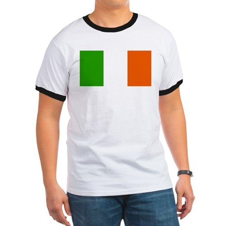 National Flag of Ireland T-Shirt