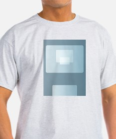 symmetrical boxes original artwork T-Shirt