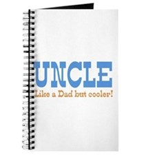 Uncle Like a Dad but Cooler Journal