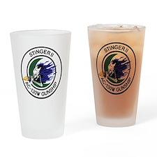 AC-130W Stinger II Drinking Glass
