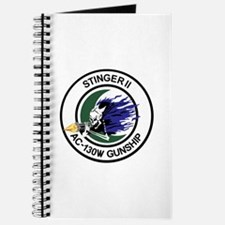 AC-130W Stinger II Journal