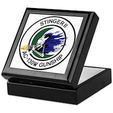 AC-130W Stinger II Keepsake Box