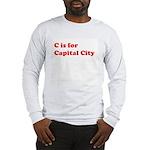 Capital City Long Sleeve T-Shirt