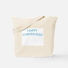 Happy Chrismukah - Tote Bag