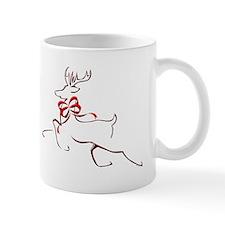 Prancing Reindeer Mug