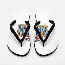 The Amazing Damari Flip Flops