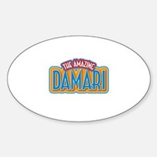 The Amazing Damari Decal